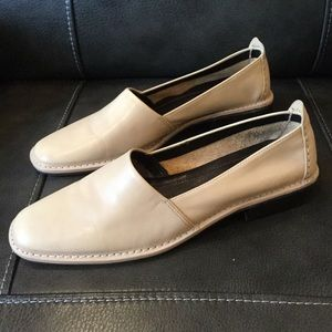Easy Spirit Leather Slip-on Shoes